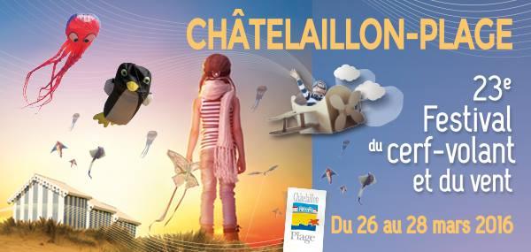 Festival de Châtelaillon 2016.